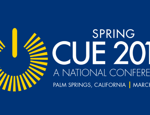 Conference Clips: CUE