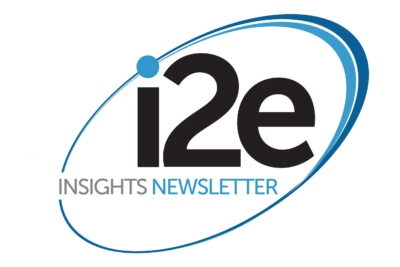 i2e Insights Newsletter logo