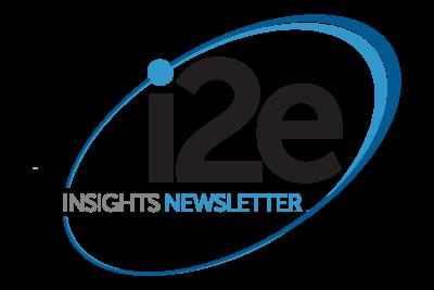 i2e Insights Newsletter logo