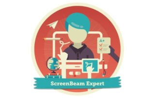 ScreenBeam Expert badge