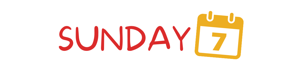 Sunday 7 banner image