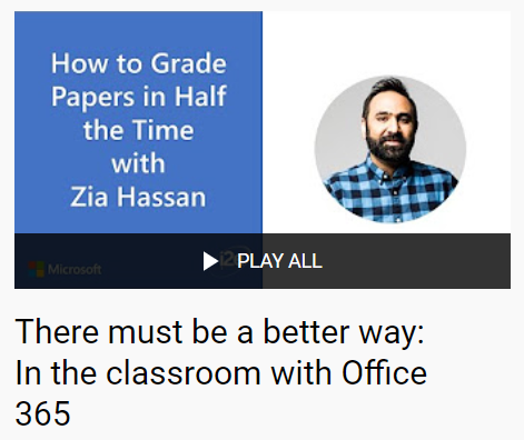 Zia Hassan A Better Way YouTube Playlist