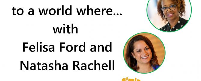 Sunday 7 title Felisa Ford and Dr. Natasha Rachell