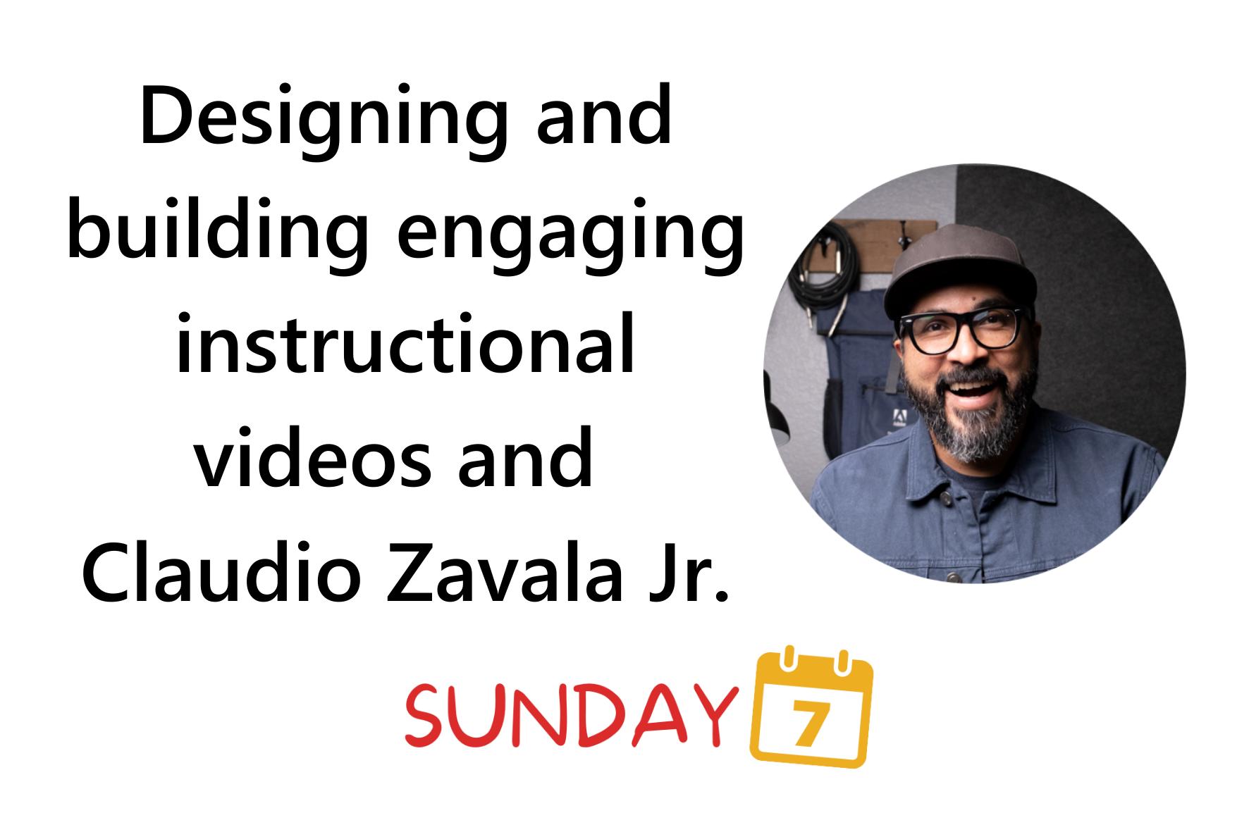 Sunday 7 title Claudio Zavala
