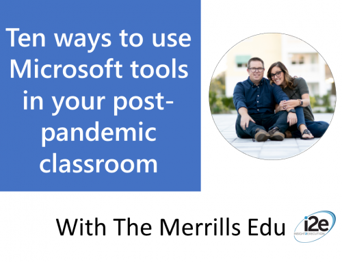 Ten ways to use Microsoft tools in your post-pandemic classroom – The Merrills Edu
